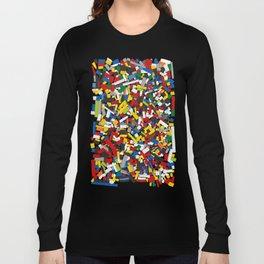 The Lego Movie Long Sleeve T-shirt