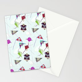 The Kites Are Alright Stationery Cards