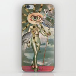 BIRD WATCHERS iPhone Skin