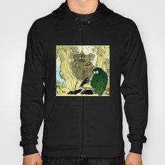 Leaf Owl & The Cuddling Koalas. Hoody