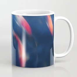 Koi fish in a pond Coffee Mug