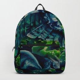 Gufo sacro Backpack