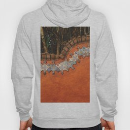 Mexican Tile Hoody