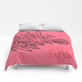 Lionfish Comforters