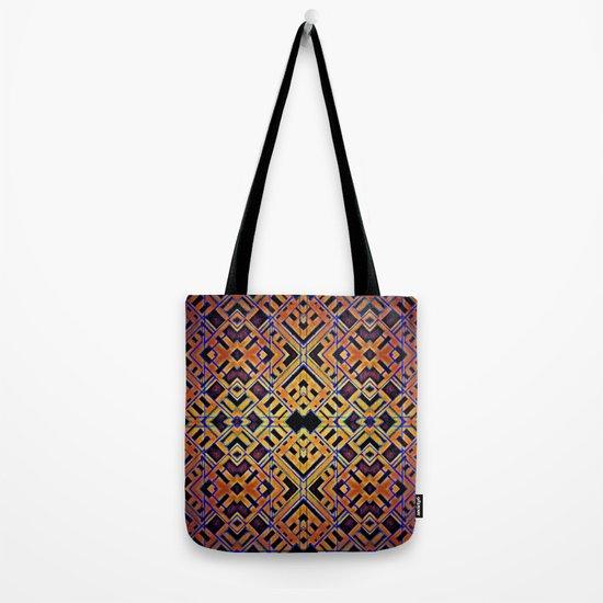 Latticework V2 Tote Bag