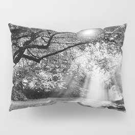 Road to inner peace Pillow Sham