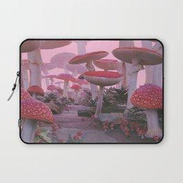 Mushroom Forest Laptop Sleeve