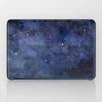 picard iPad Cases featuring The Final Frontier  by Olechka