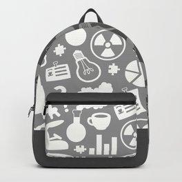 Grey Scientist Backpack