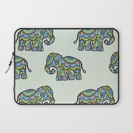 Indian elephants Laptop Sleeve