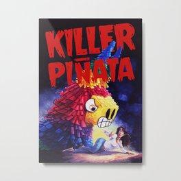 Killer Pinata Metal Print
