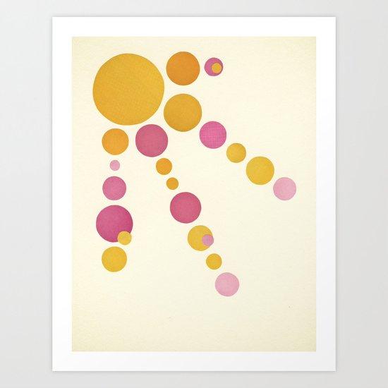 Sunspots Art Print