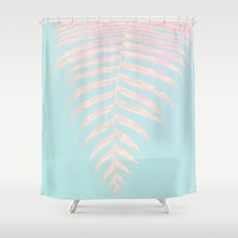 PEARL LEAF Shower Curtain