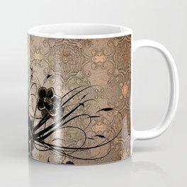 Decorative floral design Coffee Mug