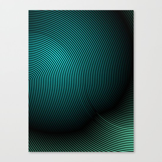concentric 04 Canvas Print