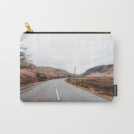 Road trip in Snowdonia Carry-All Pouch