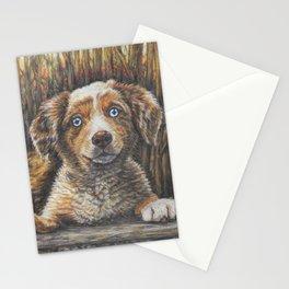 Puppy Dog Love Stationery Cards