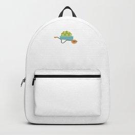 Gärtner Geschenkidee Der Garten Ruft Hobbygärtner Backpack