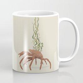 Seaweed Graphics Spider Crab Coffee Mug