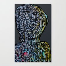 The Windower Canvas Print