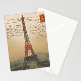 Paris Post Stationery Cards
