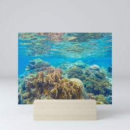 Underwater Ocean Mini Art Print