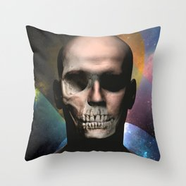 Human being Throw Pillow