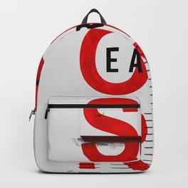 Sorry Earth Backpack