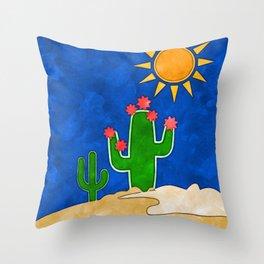 We belong together Throw Pillow