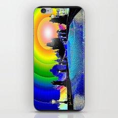 Dark Bridge iPhone & iPod Skin
