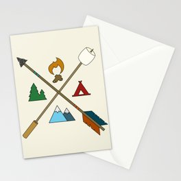 Let's Camp2.0 Stationery Cards