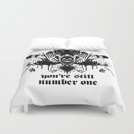 NUMBER ONE Duvet Cover