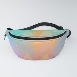 Rainbow Peaks Fanny Pack