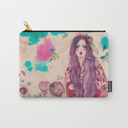 Asuka Girl Carry-All Pouch