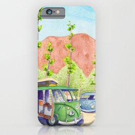 Mammoth Campers iPhone Case