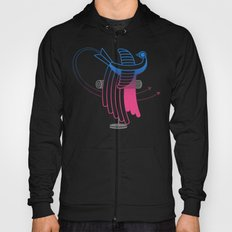 The Egotists (Greater Bird of Paradise) Hoody