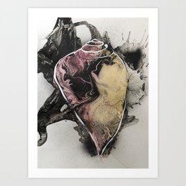 Shell #1 Art Print
