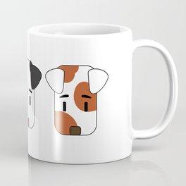 minialist doggo Coffee Mug