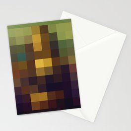 Pixel Art Stationery Cards