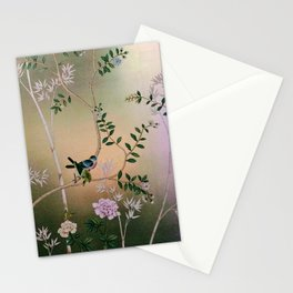 Chinoiserie Style Stationery Cards