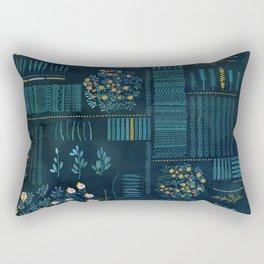 Smokey Fields Rectangular Pillow