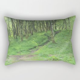 Greenery pantone Rectangular Pillow