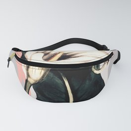 Calla lily flower Fanny Pack
