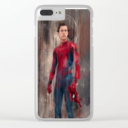 SM Clear iPhone Case
