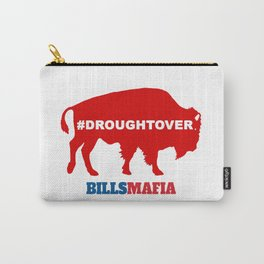 BuffaloBills Playoff Drought Over Carry-All Pouch