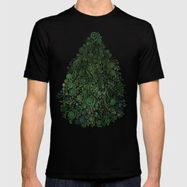 Fantasy Tree Greenery T-shirt