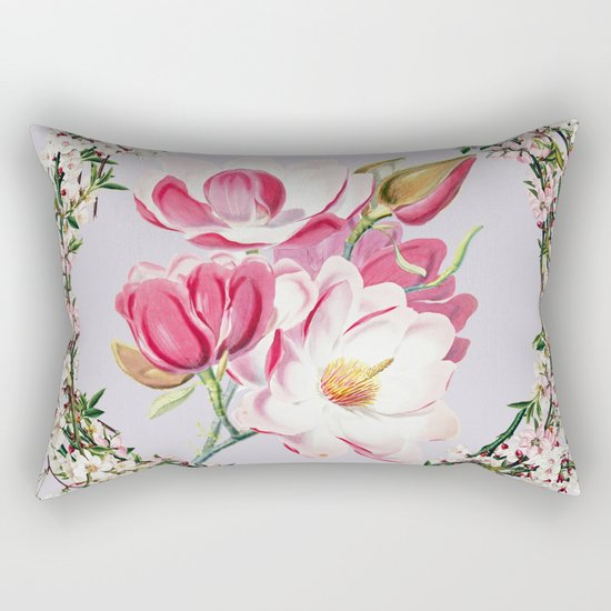 More flowering Rectangular Pillow