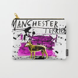 Manchester Terier Carry-All Pouch
