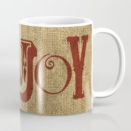 JOY + BURLAP Coffee Mug