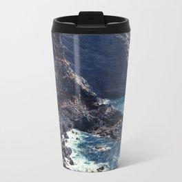 Wild Coast - La Palma - Canary Islands Travel Mug